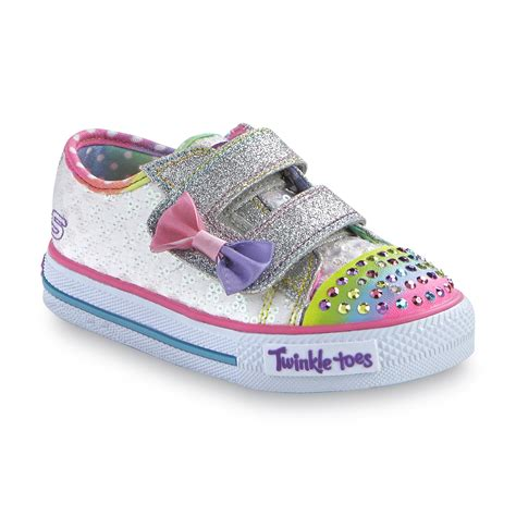 skechers light up shoes toddler skechers toddler s twinkle toes light up sneaker