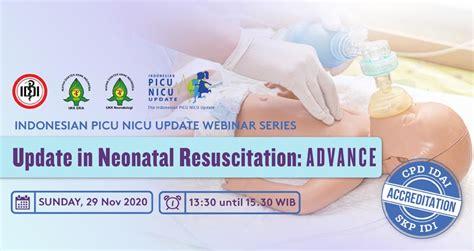 Update In Neonatal Resuscitation Advance Picu Nicu Update