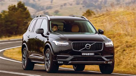 2018 Volvo Xc90 Momentum  First Look Youtube