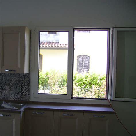 Alluminio Cucina doppia finestra in alluminio su misura per cucina
