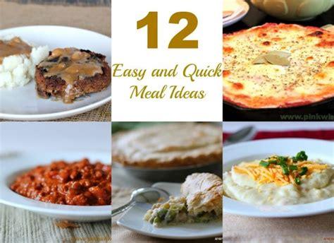simple meal ideas top 28 simple meal ideas the ultimate list of simple