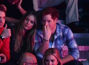 El príncipe Harry y Cressida Bonas: derroche de cariño en ...