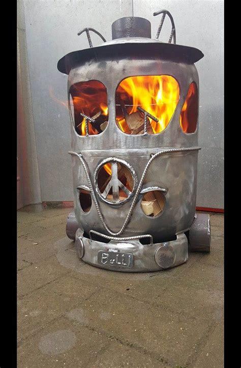 metall ofen selber bauen bulli t1 feuerschale nr 2 l 228 cheln zauberer feuerschale feuer und feuerstelle