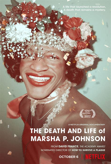 The Death and Life of Marsha P. Johnson Details and ...
