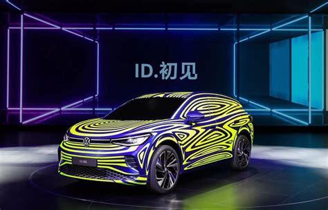 vw  build electric id suv  id hatch  china