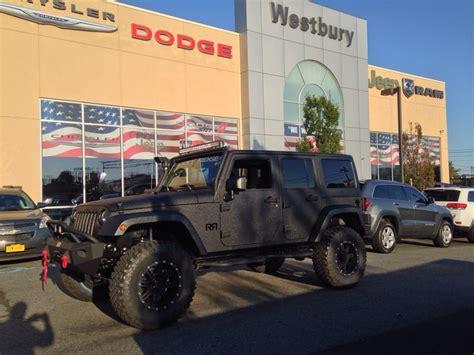 Westbury Jeep Chrysler Dodge Ram by Rockyridge Wrangler Only At Westburyjeep Yelp