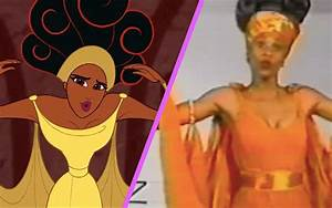 Disney's Hercules side-by-side 'Zero to Hero' comparison ...
