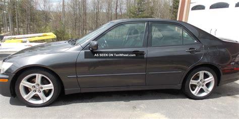 lexus coupe 2003 2003 lexus is300 base sedan 4 door 3 0l
