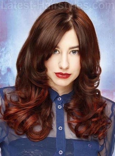 beautiful long layered hairstyles  women