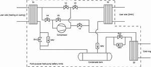 Piping And Instrumentation Diagram  P U0026id  Of A Multi