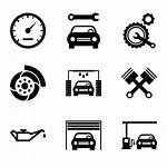 Mechanic Icons Icon Mechanical Svg Parts Packs