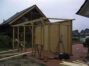 Schuppen Selber Bauen : holzgarage bauen holzgarage selber bauen garage selber ~ Michelbontemps.com Haus und Dekorationen