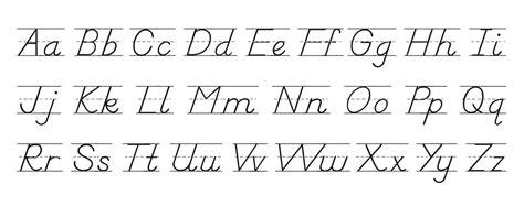 handwriting mixing print  cursive