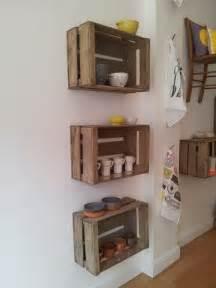 creative repurpose ideas   wooden crates sortra