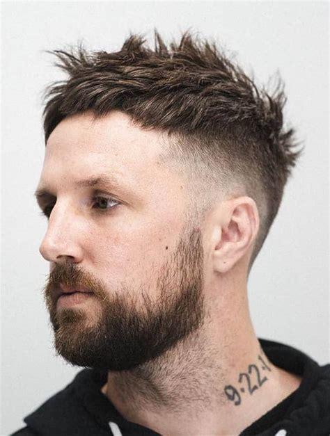 trendy medium length hairstyles  stylish men