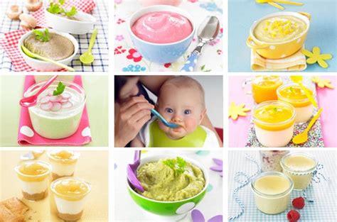 recette de cuisine pour bebe quelles recettes de petits pots pour bébé de 12 mois