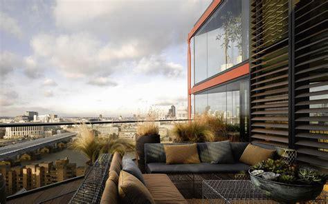 fantastic london penthouse crowns  luxury complex