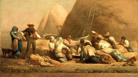 threshing floor meaning in tagalog batteuses repos huile sur toile de jean fran 231 ois millet