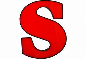 "Red Letter S | ""S"" is for ""Susan"" 