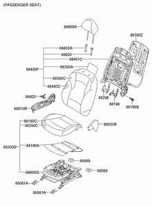 2013 Hyundai Sonata Frame Assembly