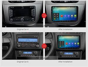 Android 7 1 Gps Navigation Radio Bluetooth Stereo For 2009