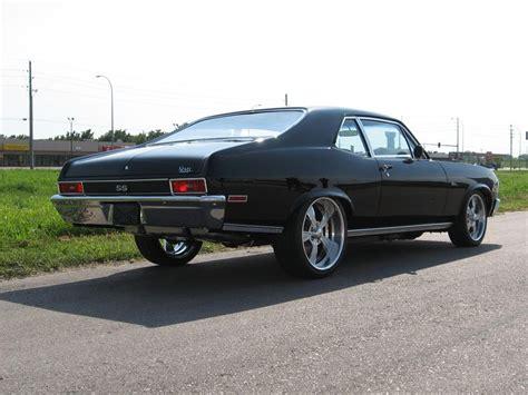 1970 Chevrolet Nova Ss Custom 2 Door 43758