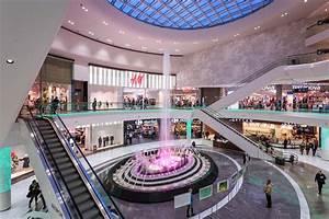Wroclavia Shopping Centre Multimedia Fountain - GHESA Water & Art  Shopping