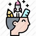 Creativity Icon Premium Icons Lineal