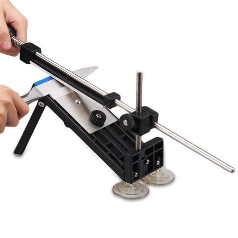 Pro Knife Sharpener Kitchen Dining Sharpening System Fix