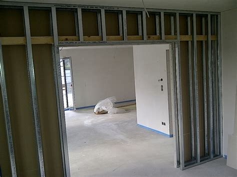 Schiebefenster Platzsparend Und Komfortabel by Schiebet 252 R Trockenbauwand Schiebet 252 Ren H 246 Rmann Mit