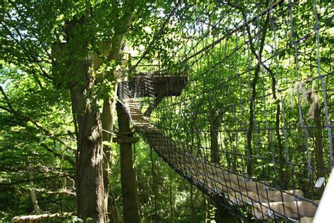 chambre de charme avec cabane dans les arbres en normandie