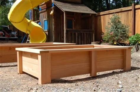 planter box plans vegetable garden plans diy