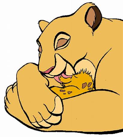 Lion King Sarabi Clip Mufasa Clipart Simba