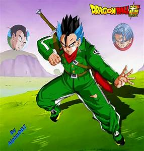 Future Trunks And Gohan Fusion | www.pixshark.com - Images ...