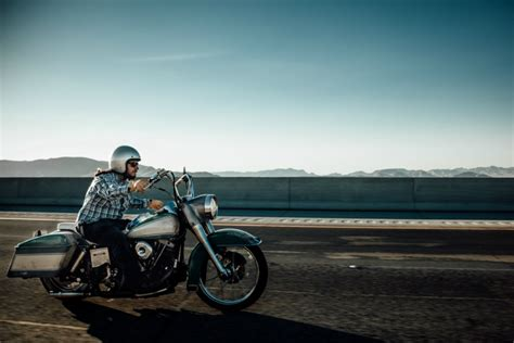 A Cross Country Motorcycle Trip