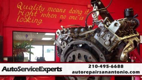 auto service experts san antonio automotive repair shop