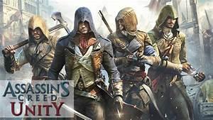 Assassin's Creed Unity: Character Customisation (AC: Unity ...