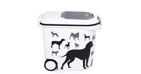 ondis curver futtercontainer hunde silhouette