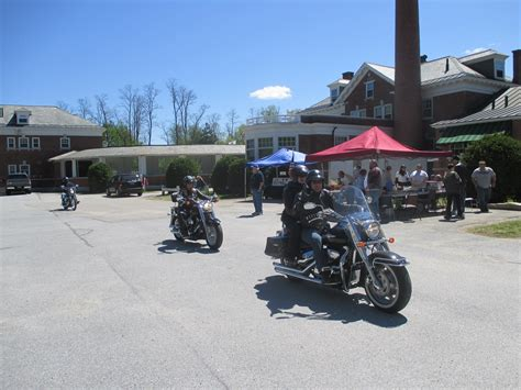 scenic rides motorcycle blessing scenic ride and bbq red knights mc vt3 and all saints church starts at