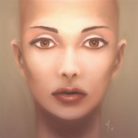 Gallery For > Female Face