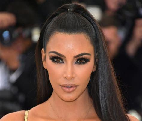 Kim Kardashian Dons Super Tight Dress At Met Gala — Kanye ...