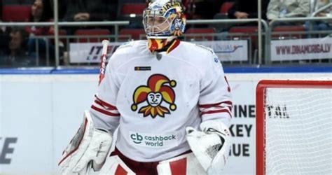 Mūsējais atzīts par KHL nedēļas labāko vārtsargu ...
