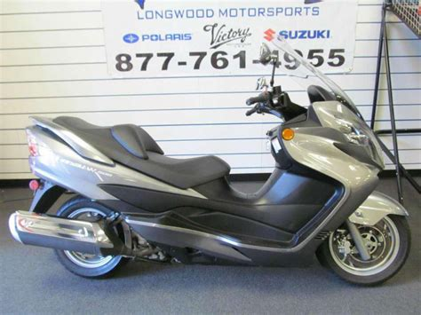 2007 Suzuki Burgman 400 by Buy 2007 Suzuki Burgman 400 Scooter On 2040motos