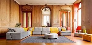 Canapé à Composer : meuble gautier canape ~ Teatrodelosmanantiales.com Idées de Décoration
