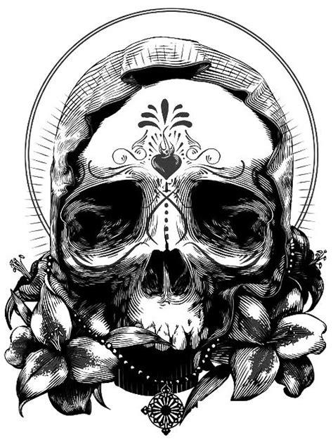 263 besten draw .. a skull Bilder auf Pinterest | Totenköpfe, Schädelkunst und Totenkopf tattoos