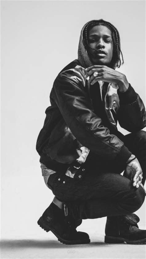 Aesthetic Asap Rocky Wallpaper Iphone by Asap Rocky Iphone Wallpapers