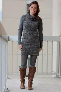 Sweater Tights And Boots - Oasis amor Fashion