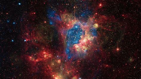 Download Wallpaper 1920x1080 Galaxy, Universe, Stars