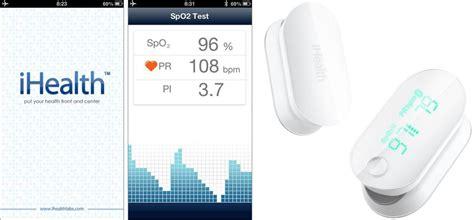 Amazon.com: iHealth PO3 Pulse Oximeter for iPhone: Health