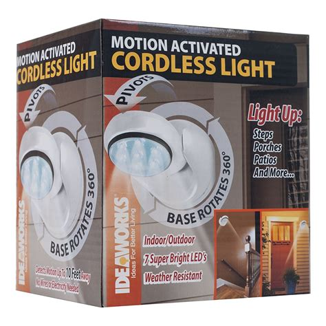 motion activated outdoor decorations excluzy 360 light motion motion activated cordless